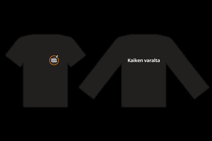 Insinöörien turinat: Pitkähihainen t-paita