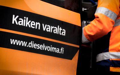 Dieselvoiman tarina